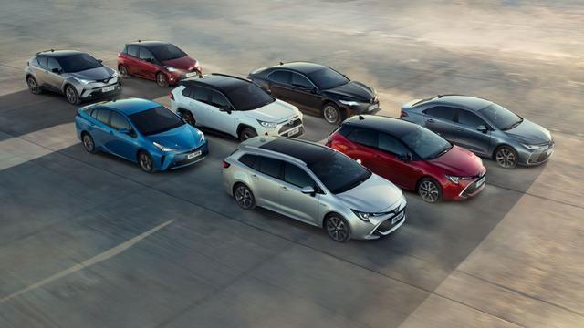 Toyota ziet winst met drie kwart afnemen naar 158,8 miljard yen