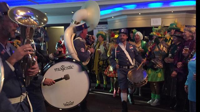 Carnaval afgetrapt in Lampegat, 'Allicht de Skonste' motto van dit jaar
