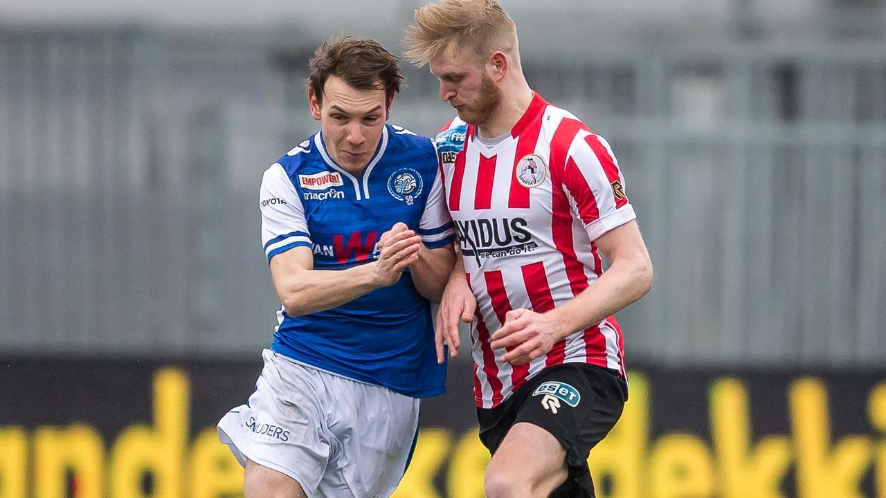 Bekijk de samenvatting van FC Den Bosch-Sparta