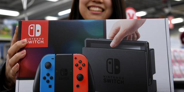 Switch ook in Europa best verkopende nieuwe Nintendo-console ooit
