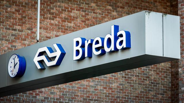 Meer reizigers stappen in of uit bij Breda