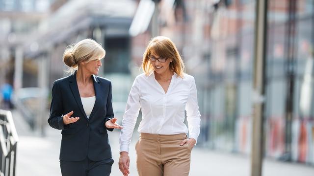 Vrouwelijke leiders zorgen voor rustige nacht beleggers