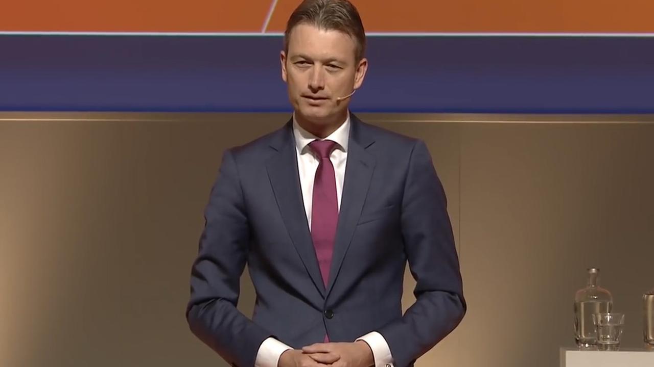 Zijlstra liegt over ontmoeting met Poetin op VVD-congres
