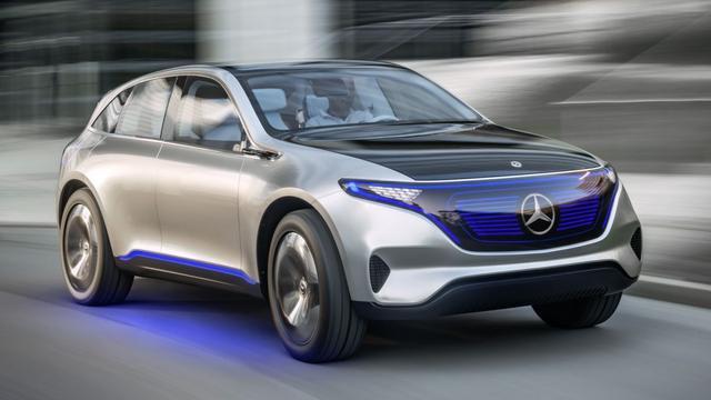 Daimler investeert in EV's