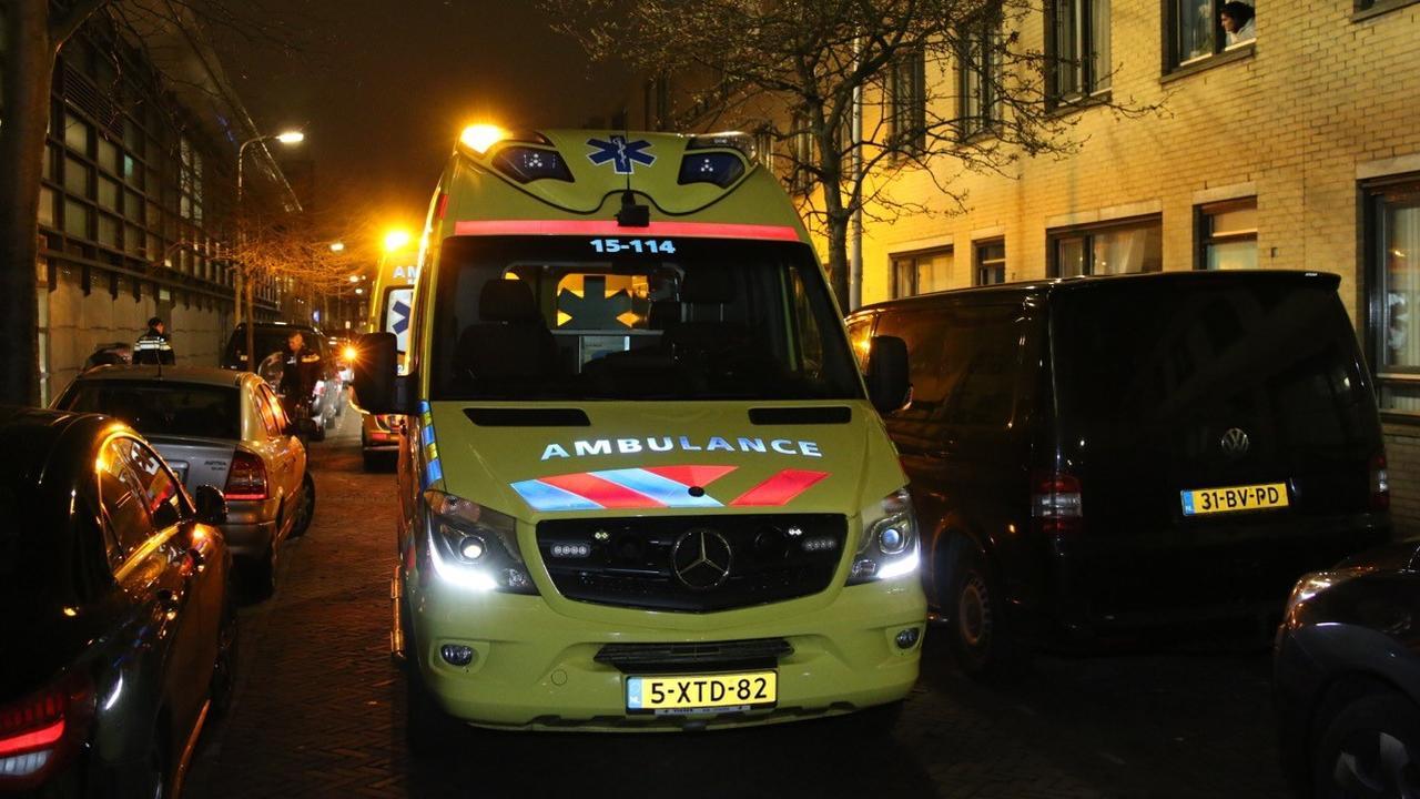 Zwaargewonde na steekpartij in Rotterdam