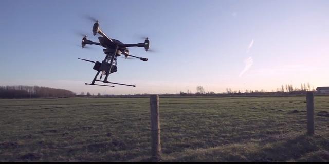 Burgemeester wil cameratoezicht met drones