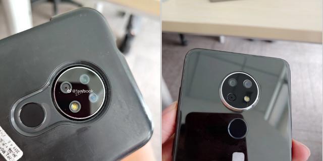 Weibo-gebruiker lekt foto's nieuwe Nokia met 48-megapixelcamera