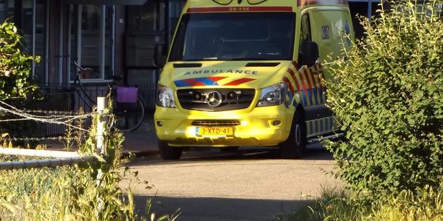 Man lichtgewond geraakt na schietpartij in Amsterdam