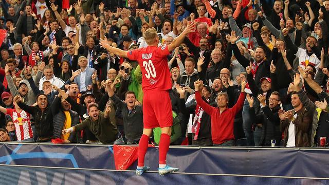 Sensatie Haland (19) wil 'het nieuwe Ajax' worden met Red Bull Salzburg