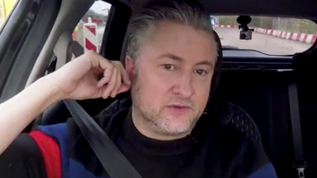In de auto met Dennis Weening: 'RTL kon ontslag niet goed uitleggen'