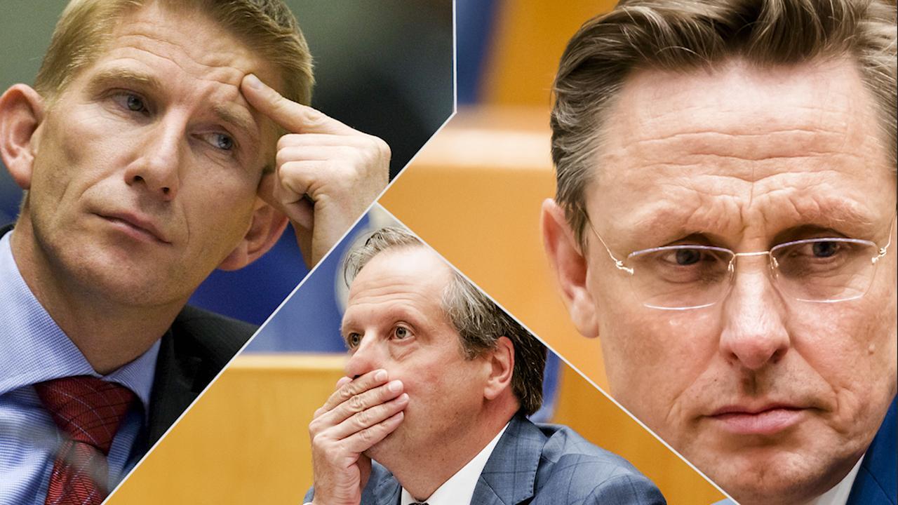 Deze Haagse politici kwamen in het nauw door een relatie