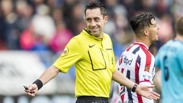 KNVB draagt Higler voor als internationaal scheidsrechter