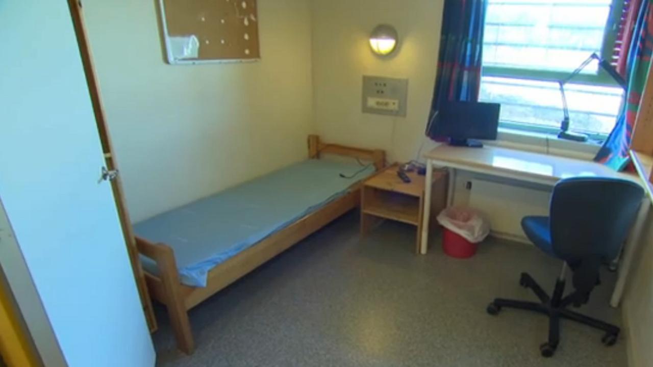 Zo ziet de cel van Anders Breivik eruit