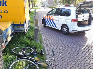 Politie ter plaatse
