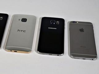 Slechts 0,2 procent meer smartphones verscheept dan jaar eerder