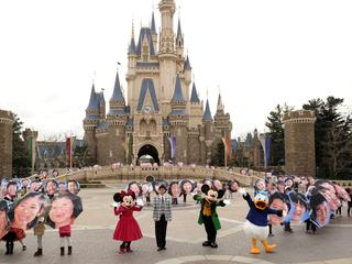 Mogelijk komt er Frozen-attractie in het Japanse park
