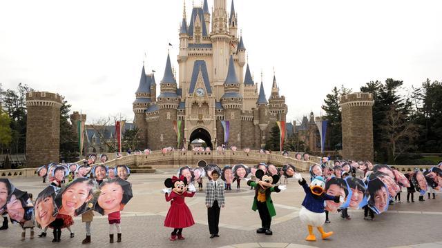 Disneyland in Tokio gaat flink uitbreiden