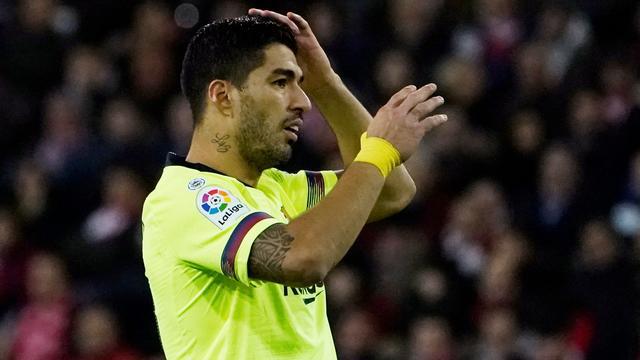 Suárez en Valverde zien geen reden tot paniek na nieuwe averij Barcelona