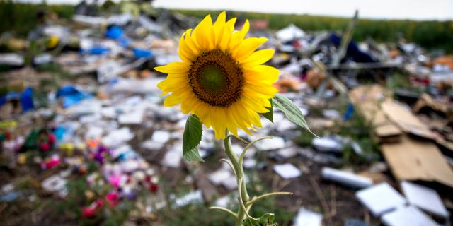 Vlucht MH17 van minuut tot minuut: 'Malaysia 17, how do you read me?'