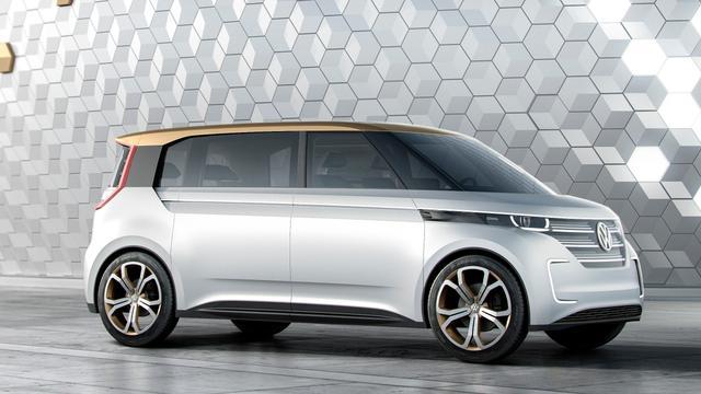 Volkswagen onthult Budd-e in Las Vegas