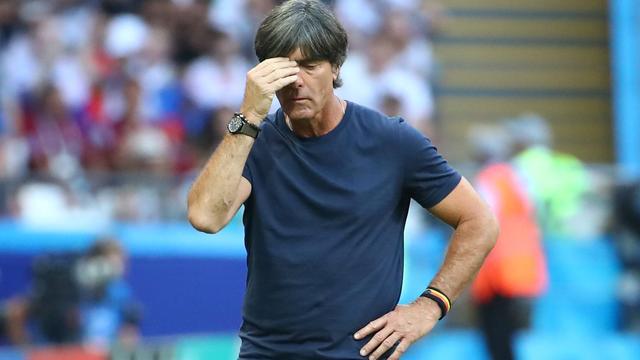 Bondscoach Löw wil na blamage Duitsland nog niks zeggen over toekomst