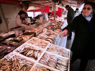 Ezzemmourri begint nu noodgedwongen een nieuwe viswinkel in De Ridderhof
