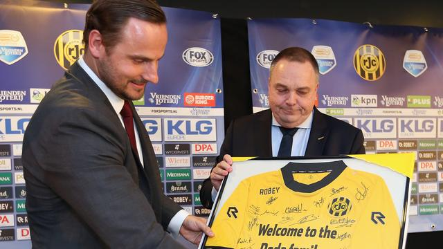 Investeerder Korotaev wil Champions League in met Roda JC
