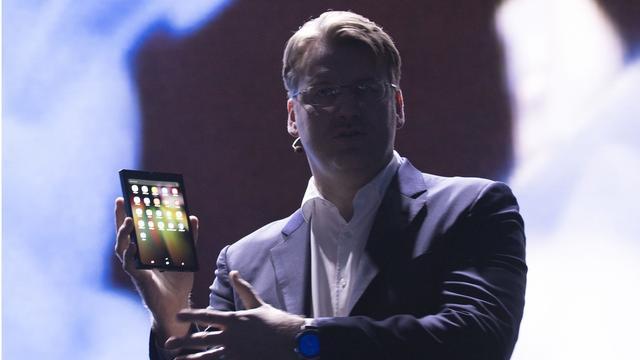 'Opvouwbaar scherm Samsung breekt bij overmatige ombuiging'