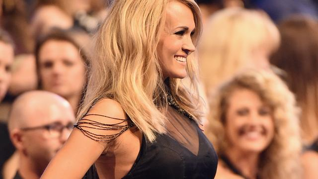 Carrie Underwood wint meeste Country Music Television Awards