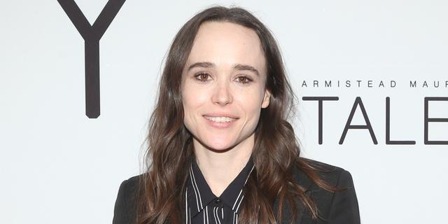 Acteur die bekendstond als Ellen Page is transgender en heet nu Elliot Page