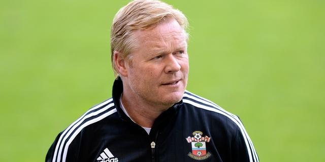 Koeman kijkt uit naar 'beladen' derby tegen Bournemouth
