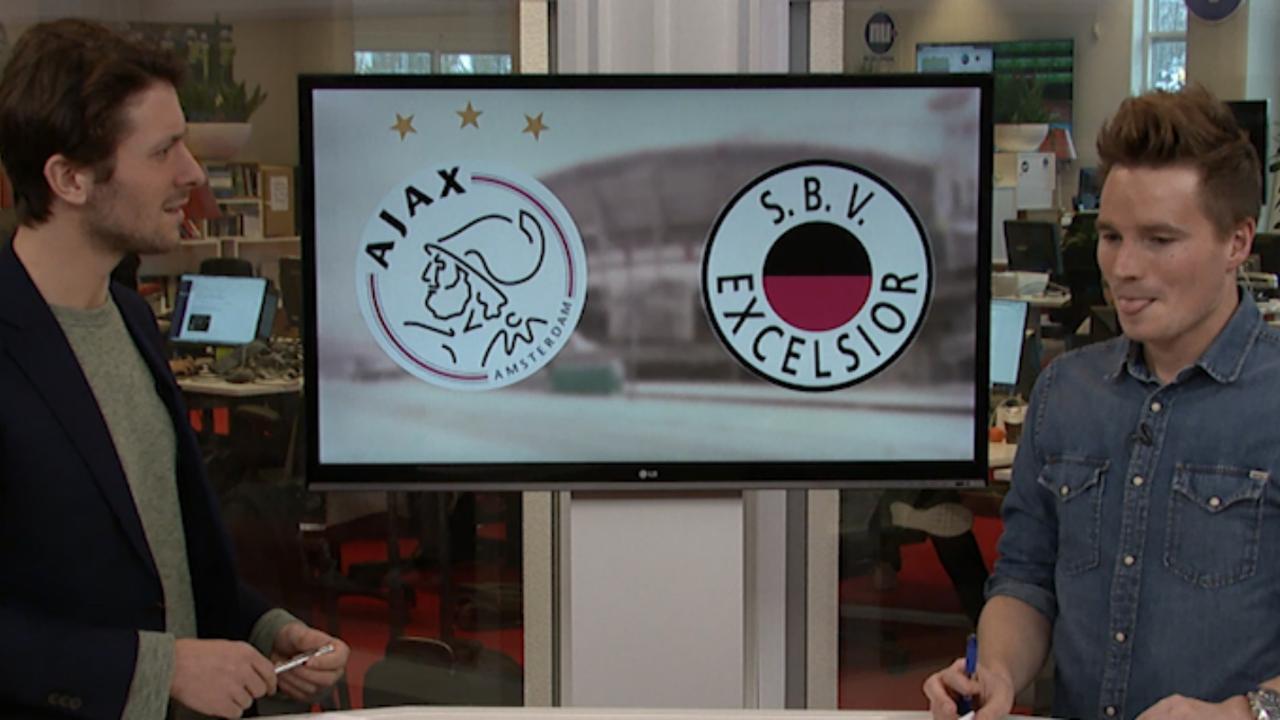Aftrappen: Keizer heeft ideale basis, weg naar boven ingezet door Ajax