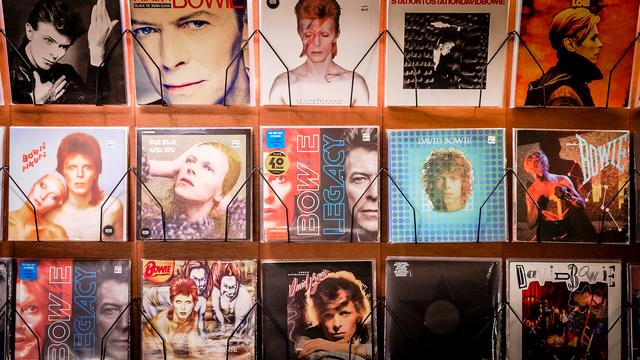 Nieuwe uitgaves David Bowie op Record Store Day