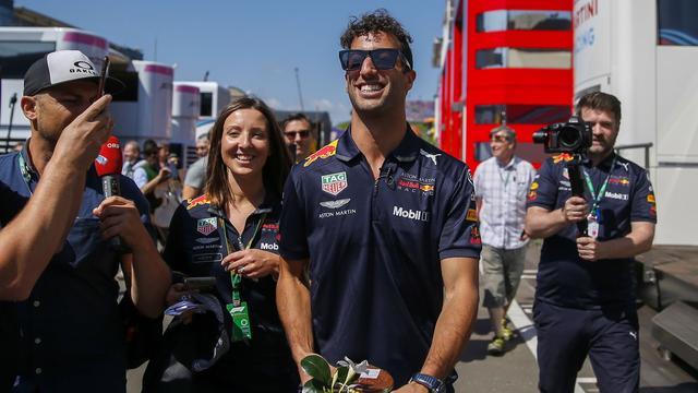 Renault-voorzitter denkt met Ricciardo om wereldtitel te kunnen strijden