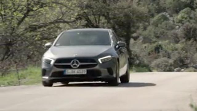 Rij-impressie: Nieuwe Mercedes-Benz A-klasse