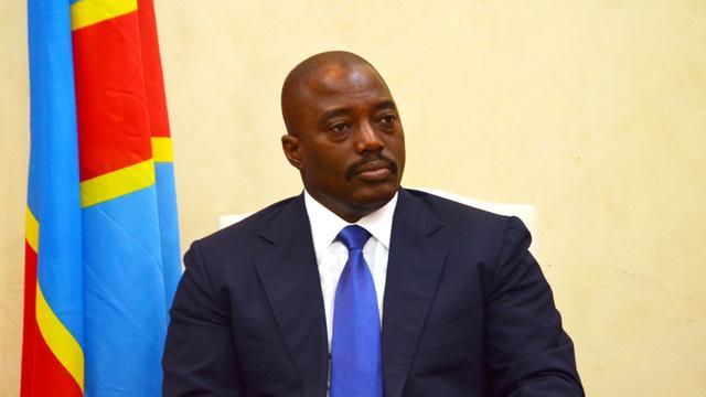 Congolese president Kabila stelt zich niet herkiesbaar