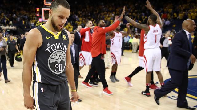 Houston trekt stand gelijk tegen Golden State in finale Western Conference