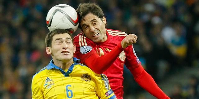 Oekraïne moet interland zonder publiek spelen wegens racisme