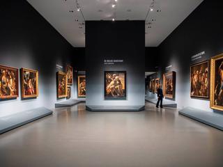Tentoonstelling gaat over kunstenaars geïnspireerd door Caravaggio