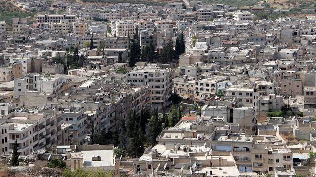 Evacuatie rebellen uit Syrische grensstad Zadabadi