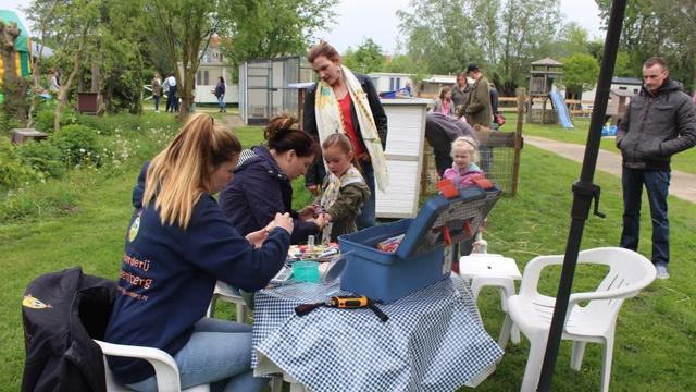 Nieuwe kinderboerderij 'De Leemberg' geopend in Woensdrecht