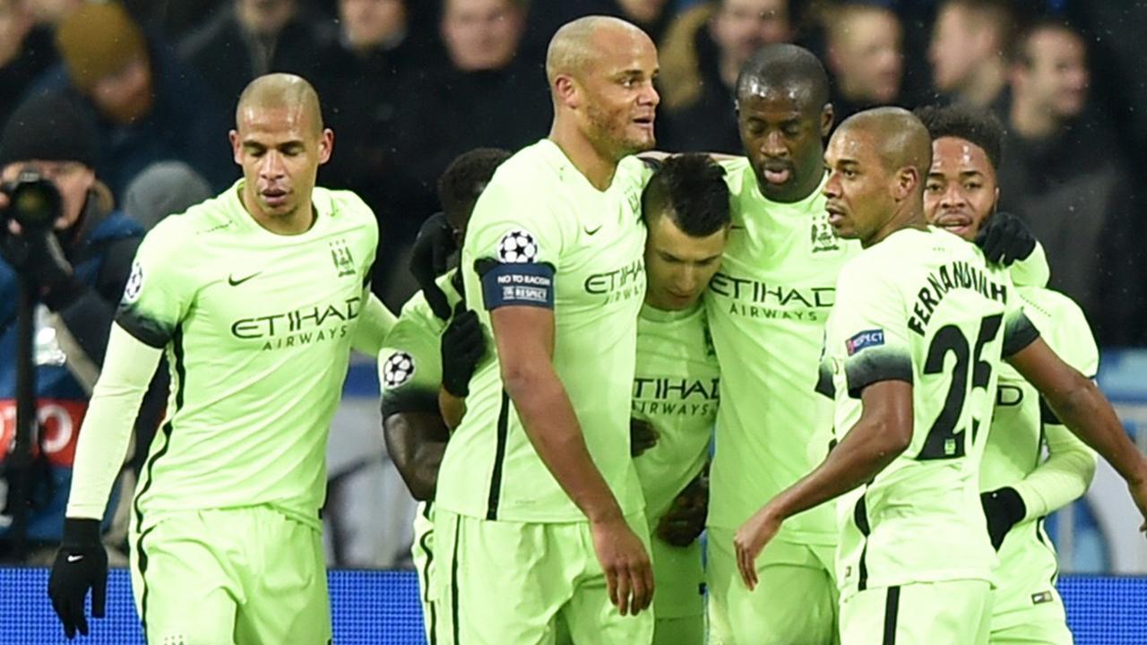 Dinamo Kiev-Manchester City (1-3)