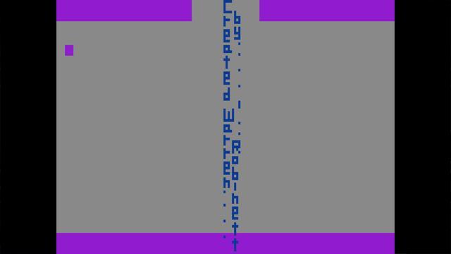 In de game Adventure zat de eerste digitale easter egg.