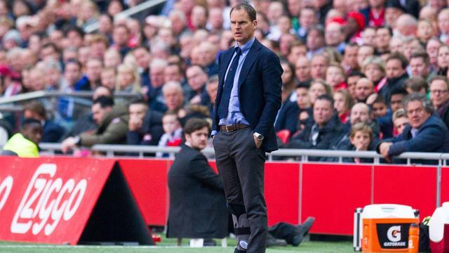 De Boer laat snel weten of hij langer bij Ajax blijft