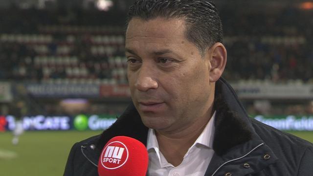 Trainer Fraser beseft dat Vitesse favoriet is in halve finale