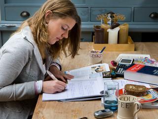 Hoe hoger opleiding, hoe meer studenten op zichzelf wonen