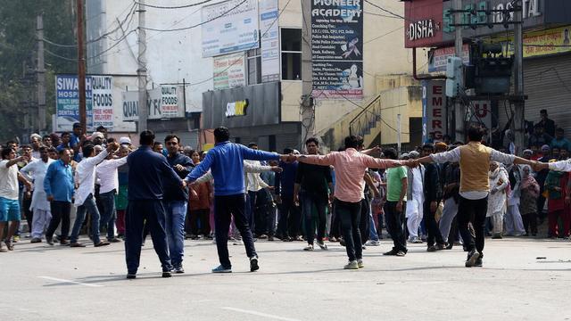 India stuurt leger naar deelstaat Haryana na dagenlange protesten