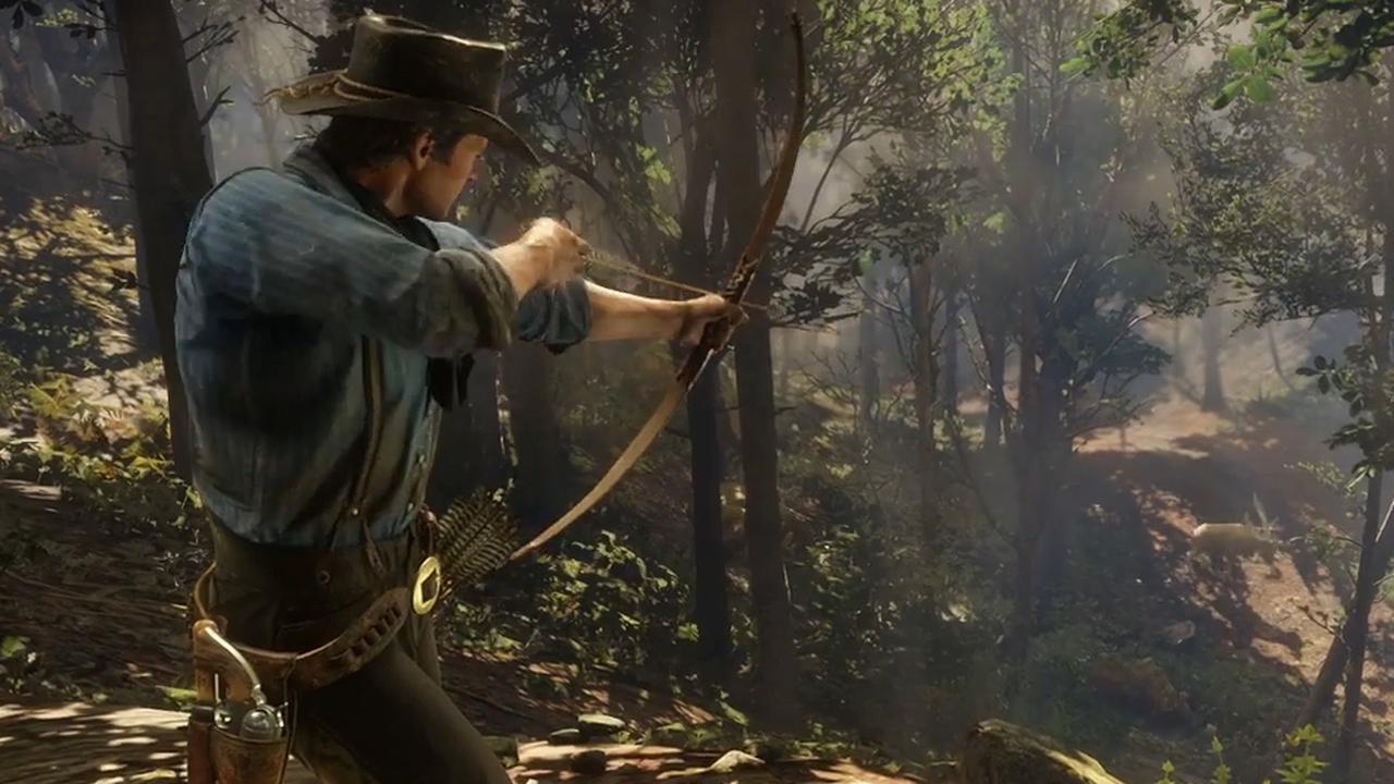 Twee nieuwe hoofdpersonen in Red Dead Redemption 2