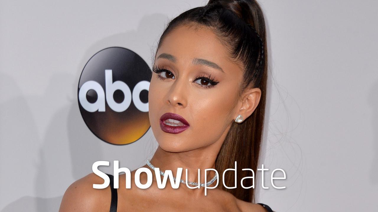 Show Update: Ariana Grande in shock na aanslag