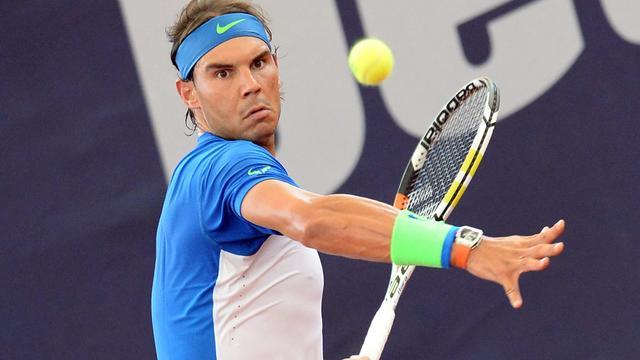 Nadal bereikt tweede ronde in Hamburg ten koste van Verdasco